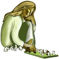 chesslasswhite